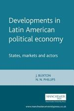 Developments in Latin American Political Economy