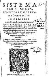 Systema Logicae minus
