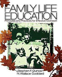 Family Life Education Book