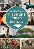 On This Day in Piedmont Triad History PDF