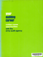 Your Auditing Career PDF
