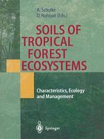 Soils of Tropical Forest Ecosystems PDF