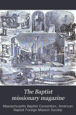 The Baptist Missionary Magazine
