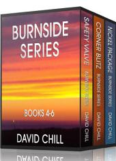 THE BURNSIDE MYSTERY SERIES, BOXED SET (BOOKS 4-6)