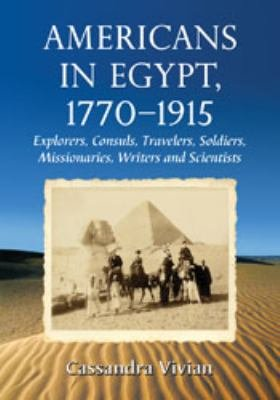 Americans in Egypt  1770  1915 PDF
