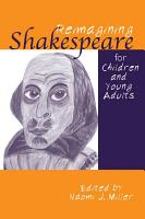 Reimagining Shakespeare for Children and Young Adults PDF