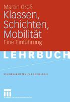 Klassen  Schichten  Mobilit  t PDF