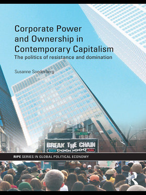 Corporate Power and Ownership in Contemporary Capitalism PDF