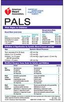 PALS Pocket Reference Card
