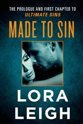 Made to Sin: The Prologue and First Chapter to Ultimate Sins