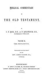 Biblical Commentary on the Old Testament: Volume 2