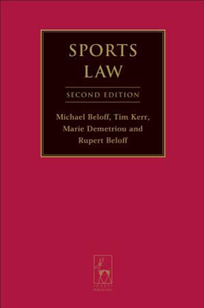 Sports Law PDF
