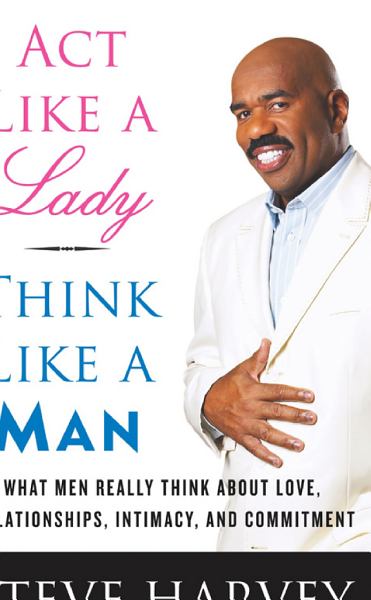 Download Act Like A Lady Think Like A Man   Steve Harvey Book