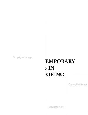 Contemporary Issues in Mentoring PDF