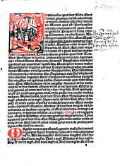 Editio minor donati. Regula puerorum. Ordo constructionum. Regula grammaticales cum Ad patrem