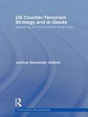 US Counter terrorism Strategy and Al Qaeda PDF