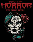Beauty Of Horror Coloring Book