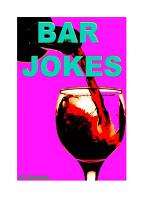 Bar Jokes PDF