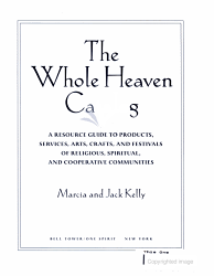 The Whole Heaven Catalog Book PDF