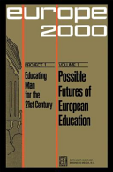 Possible Futures of European Education