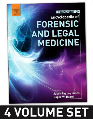 Encyclopedia of Forensic and Legal Medicine PDF