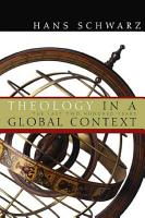 Theology in a Global Context PDF