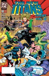 The New Titans (1984-) #121