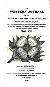 The Western Journal of the Medical & Physical Sciences: Volume 7