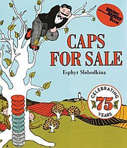 Caps for Sale Board Book Book