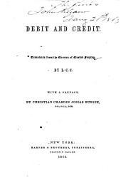 Debit and Credit: Volume 2
