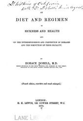 On Diet and Regimen in Sickness and Health: And on the Interdependence and Prevention of Diseases and the Diminution of Their Fatality