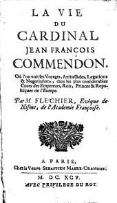 La vie du Cardinal Jean François Commendon