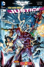 Justice League (2011- ) #11