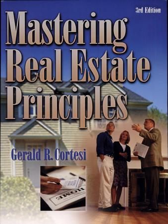 Mastering Real Estate Principles PDF