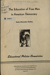 The Education of Free Men in American Democracy PDF