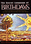 The Secret Language of Birthdays PDF