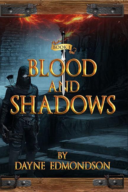 Blood and Shadows PDF