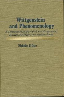 Wittgenstein and Phenomenology PDF