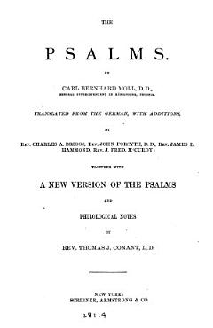 A Commentary on the Holy Scriptures  Psalms PDF