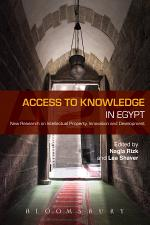 Access to Knowledge in Egypt
