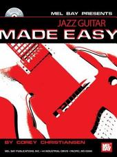 Jazz Guitar Made Easy