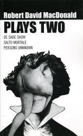 MacDonald: Plays Two
