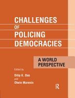 Challenges of Policing Democracies PDF