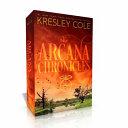 The Arcana Chronicles PDF