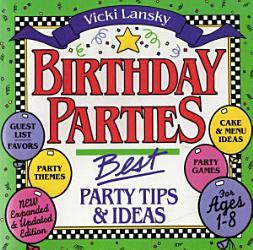 Birthday Parties Book PDF