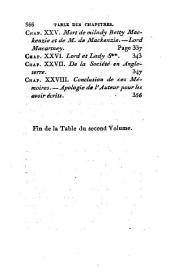 Mémoires d'un voyager qui se repose: contenant des anecdotes historiques, politiques et littéraires, relatives ...