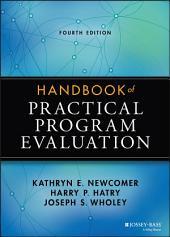 Handbook of Practical Program Evaluation: Edition 4