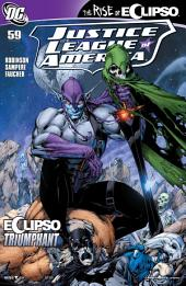 Justice League of America (2006-) #59