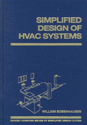 Simplified Design of HVAC Systems PDF