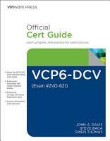 VCP6 DCV Official Cert Guide  Exam  2V0 621  PDF